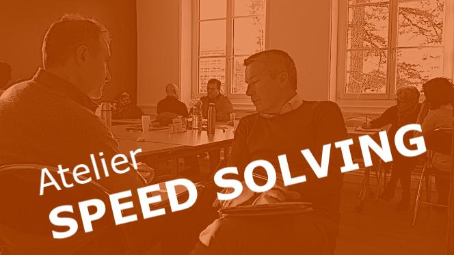 atelier speed solving